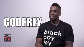 Godfrey Thinks it's a Wrap for R. Kelly After 11 New Charges (Part 13)