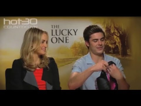 Zac Efron: How to Unhook A Bra