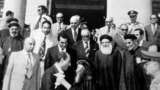 Xعلى هوى مصرX | تعرف على واقعة صلاة الرئيس السادات للظهر داخل الكاتدرائية و رد البابا شنودة على ذلك.