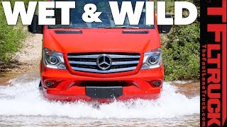 Reviewed: Is the Mercedes-Benz Sprinter 4x4 the Ultimate Overlander?