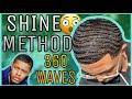 EPIC SHINE METHOD FOR WAVES   WAVE MAN MIKE WMM SHINE METHOD