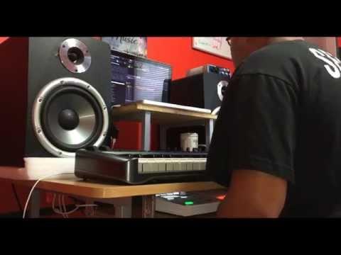Making A Beat - Joe   Mike Will Made It   Trap Beat