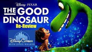 The Good Dinosaur RE-Review - DisneyCember