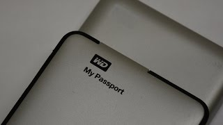 My Passport Western Digital | External HDD Repair | Hard Drive replacement