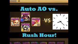 auto ao versus rush hour surely i can trust the ai to get me g1