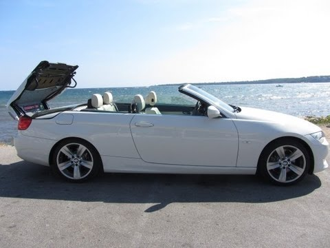 Bmw Serie 3 Cabrio Prueba Portalcoches Net Youtube
