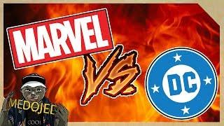 Mám raději Marvel nebo DC - FINÁLNÍ ODPOVĚĎ... prozatím