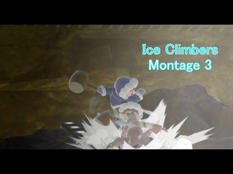 【スマブラSP】アイスクライマー好プレイ#3 SSBU Ice Climbers Montage 3