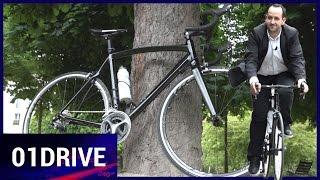 Exclusif : on a testé le vélo de course truqué