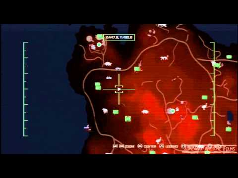 Far Cry 3 Blood Dragon Where To Find Neon Snake