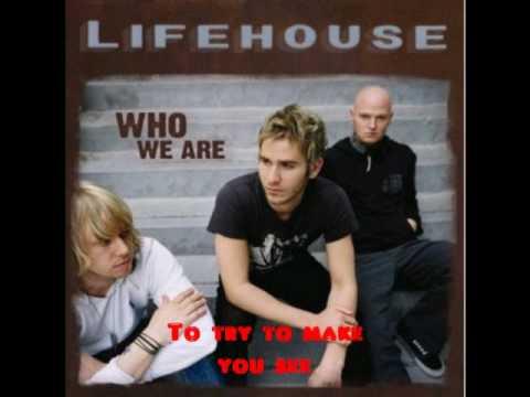 good enough lyrics by lifehouse