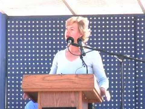 Tammy Baldwin - 2007 Fighting Bob Fest