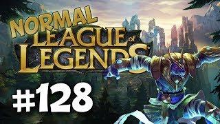 League of Legends Normal | #128 - Big Cat Afraid of Big Dog