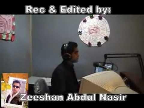 Radio Buraq fm105 Mardan Ali Khan interview of VC AWK university Mardan.flv