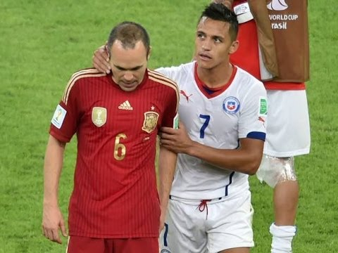 Podcast: Spain's disastrous World Cup & Review of the 1st round results.