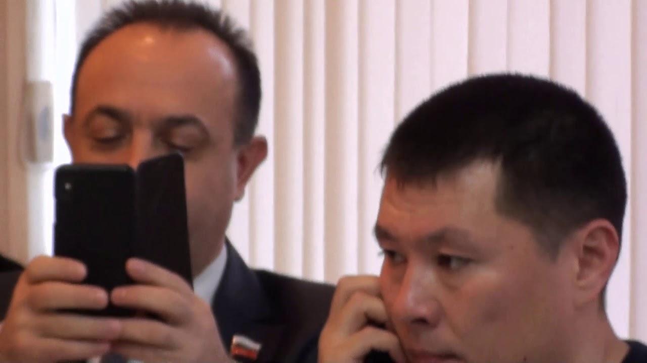 Уссурийск, Бюджет, городская администрация, Депутаты, Открытое заседание