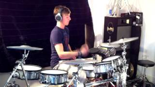Simon Williams | Simple Plan - Summer Paradise ft. Sean Paul (DRUM COVER) *HD*