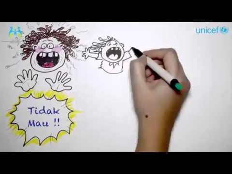 Video Edukasi pendidikan seksual untuk anak dari usia dini