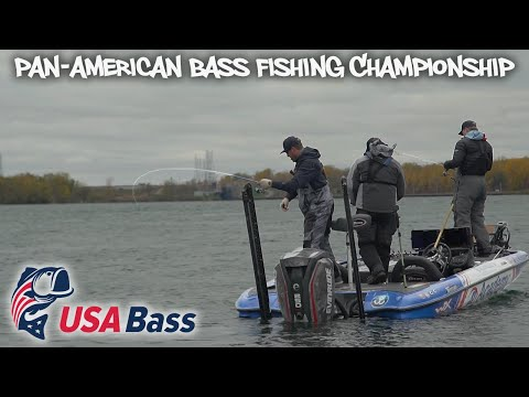 Catching a GIANT BAG of Smallmouth for Team USA