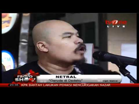 Netral at Radioshow tv one