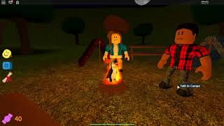 Happy Halloween! | Trick or Treat Town - ROBLOX