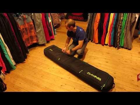 Da Kine Snowboard Bags - Low Roller by www.sailandski.co.uk