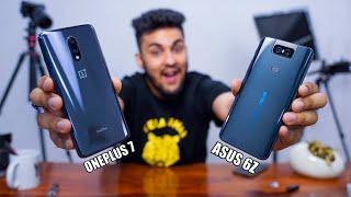 Kaunsa Apke Liye Best Hai? - ASUS 6Z VS OnePlus 7