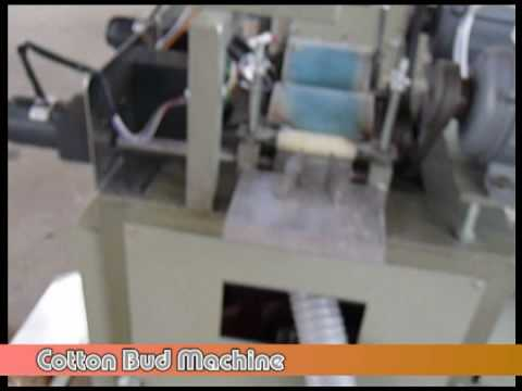 Cotton Bud Machine, Machine Instruction, Manual Instruction, Cotton Swab Machine Video