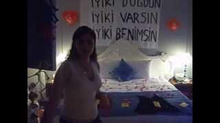 Ebru Yapıcı ''HÜSEYİN DENİZ LA ŞERREFSİZ LA GAVAT PEZEVENK\