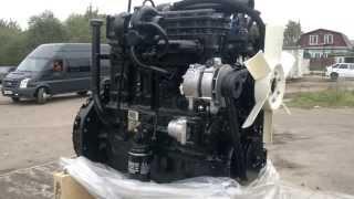 Двигатель ММЗ Д245.7Е2 с компрессором и генаратором (ГАЗ 3308, 3309 с пневматическими тормозами)