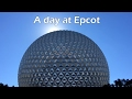 A Day At Epcot