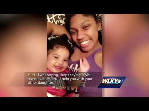Teen accused of murder though victim was carrying his child
