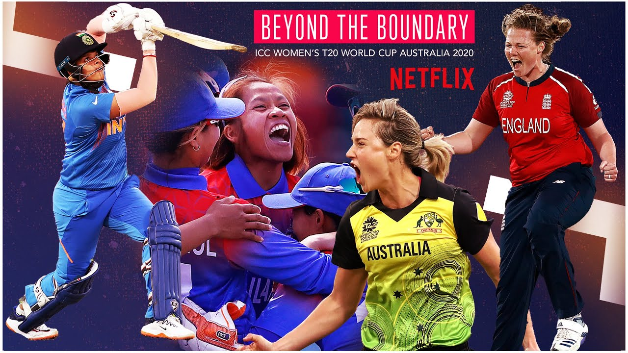 Beyond the Boundary | Trailer | Official WT20WC 2020 film