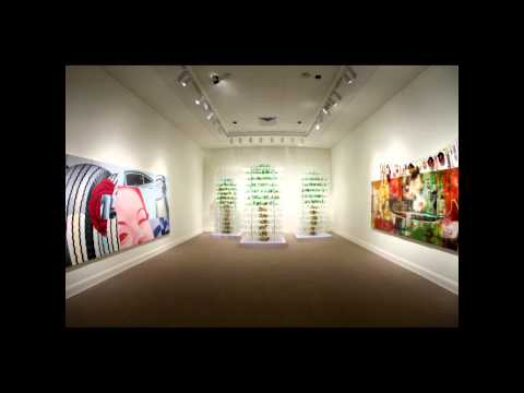 Behind the Glass: Curators and Collecting