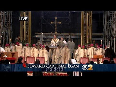 Funeral Service For Cardinal Edward Egan