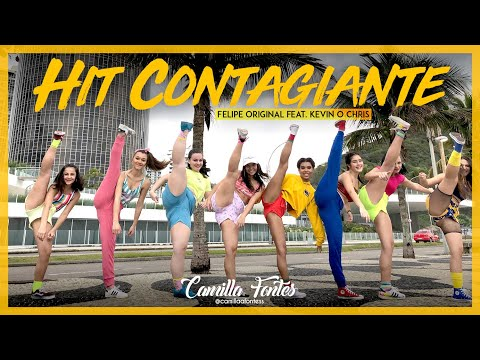 Hit Contagiante - Felipe Original Mc Kevin o Chris  Camilla Fontes