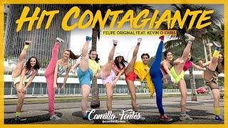 Baixar Hit Contagiante - Felipe Original, Mc Kevin o Chris | Camilla Fontes