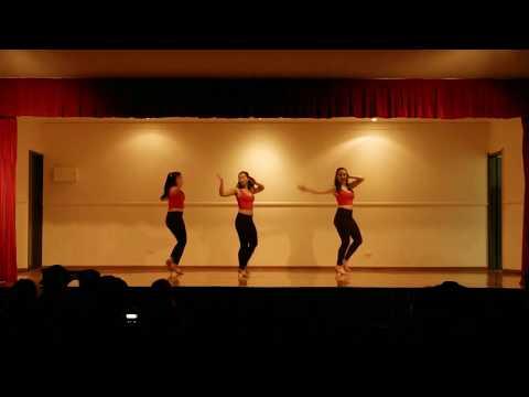 BACHATA BABES - Performance Night 2017