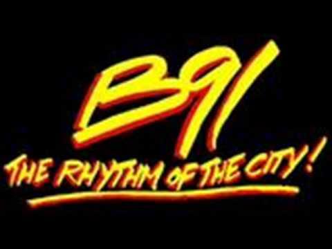 B91 Bobby Bee Friday 3am-6am (mid 80's aircheck)