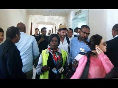 BREAKING NEWS- DAVID BECKHAM AWASILI TANZANIA KWA AJILI YA KUTEMBELEA VIVUTIO VYA KITALII