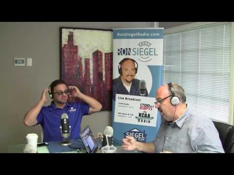 Ron Siegel Radio Network July 22 2015