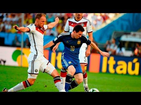 ARGENTINA vs ALEMANIA - LA REVANCHA - LIGA MUNDIAL con ARGENTINA Episodio 6