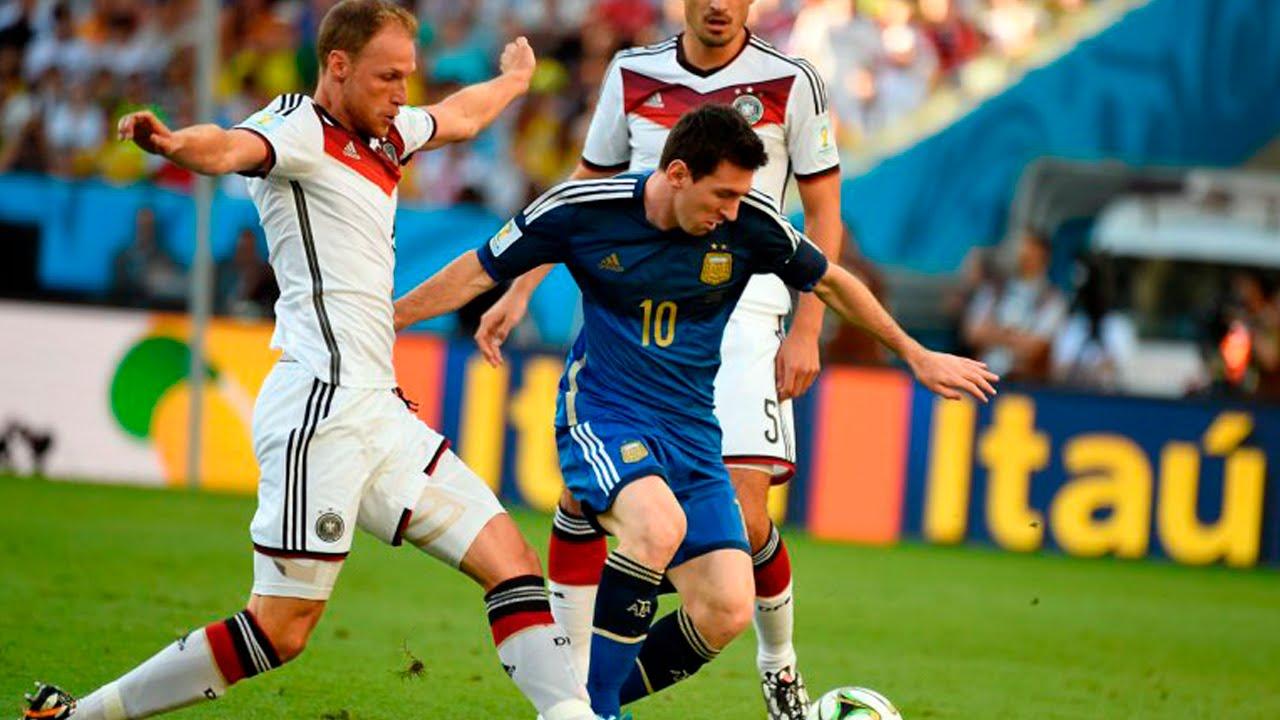 Argentina Vs Alemania La Revancha Liga Mundial Con