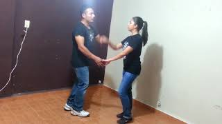 aprende a bailar los pasos basicos de la cumbia en pareja 3 intermedio