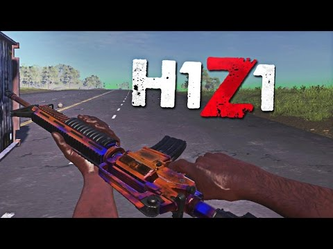 ROAD TO 2TAPS AND ROYALTY! | H1Z1 King of the Kill #36