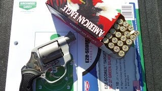 Taurus 85 View .38 Special Revolver - First Shots