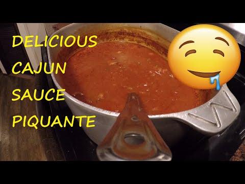 How To Cook A Cajun & Creole Sauce Piquante   How To Cook A Red Gravy   How To Cook A Tomato Gravy