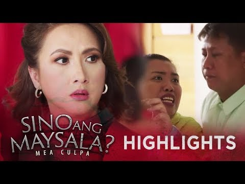 Zoila start to go after the Montelibanos | Sino Ang Maysala