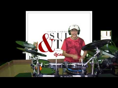 Justin Timberlake ft. Jay Z - Suit & Tie (DJ Cassidy Remix) (Drum Cover by Timothy Liem)