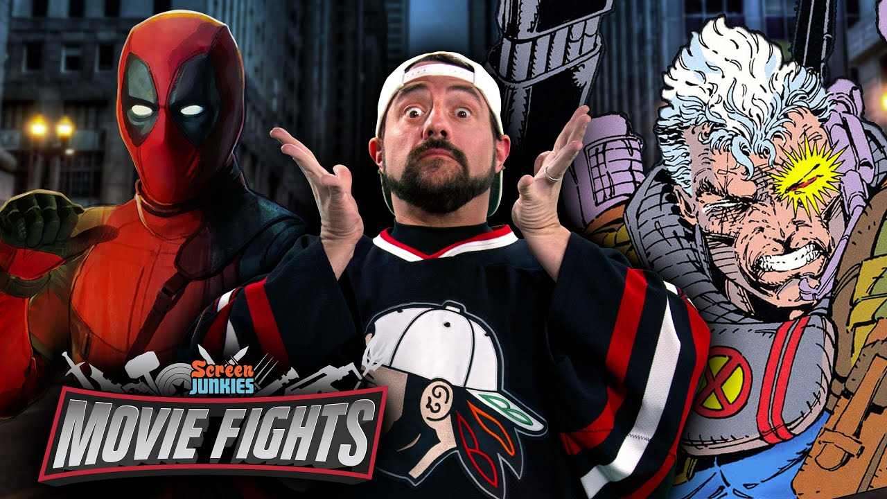 Pitch a Deadpool Sequel (w/ Kevin Smith!) – MOVIE FIGHTS!